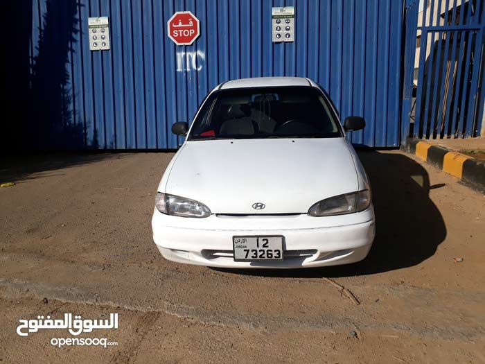 0 km mileage Hyundai Accent for sale