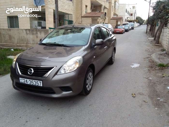 70,000 - 79,999 km Nissan Sunny 2014 for sale