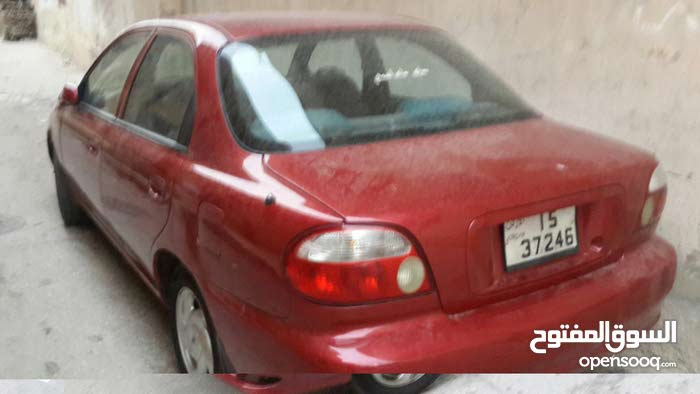 1998 Used Sephia with Automatic transmission is available for sale