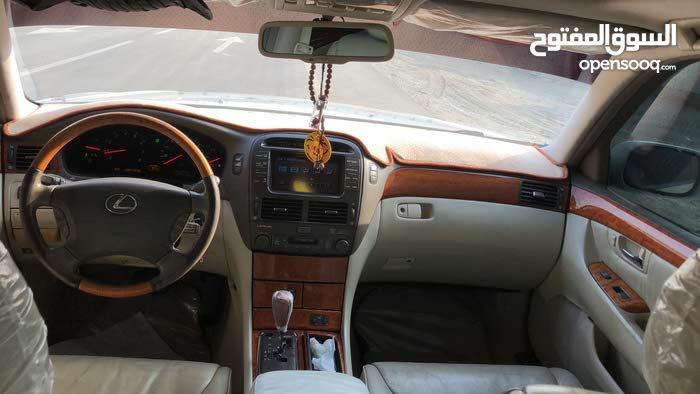 للبيع لكزس430 لولوي مديل 2001 نص الترا او للبدل ب is300  2007