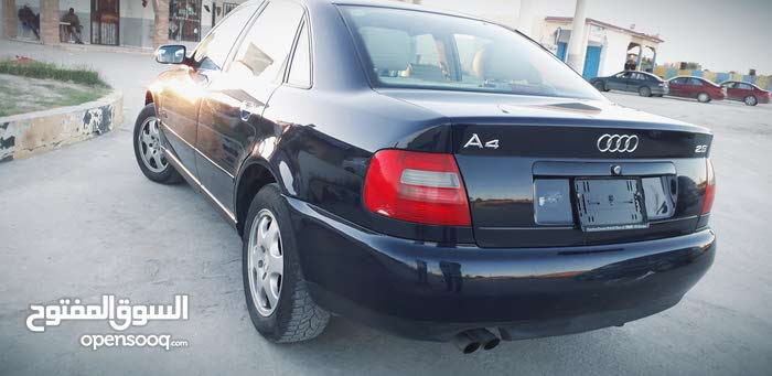 Used condition Audi A4 2000 with 170,000 - 179,999 km mileage
