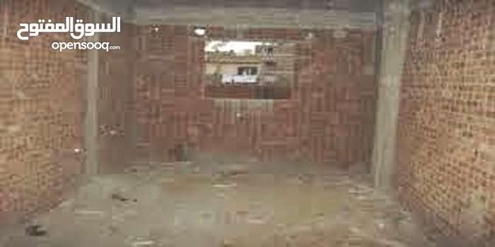 محل كبير 150 متر للايجار مخزن او جراش شبين الكوم 500 جنية