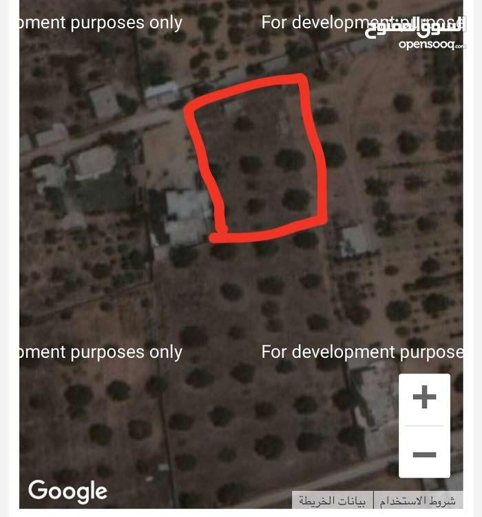 ارض للبيع النجيله 2000