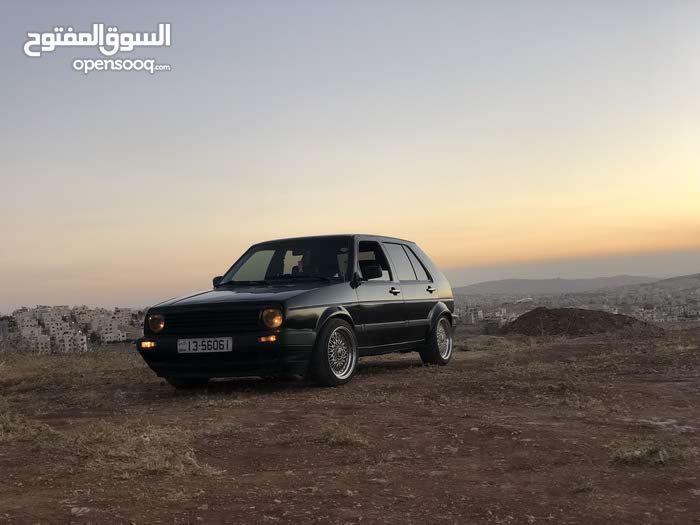 Volkswagen Golf 1991 for sale in Amman