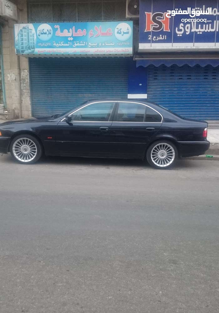 BMW 520 1999 for sale in Amman