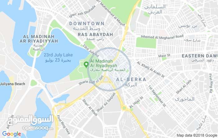 apartment for rent in BenghaziRas Abaydah