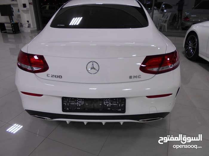 C200 Coupe 2018 - Used Automatic transmission