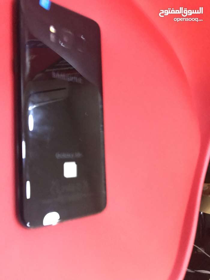 Samsung galaxy s8 plus 64gb 4gb Ram black
