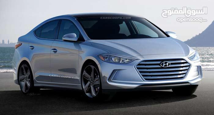 For rent 2017 Hyundai Elantra