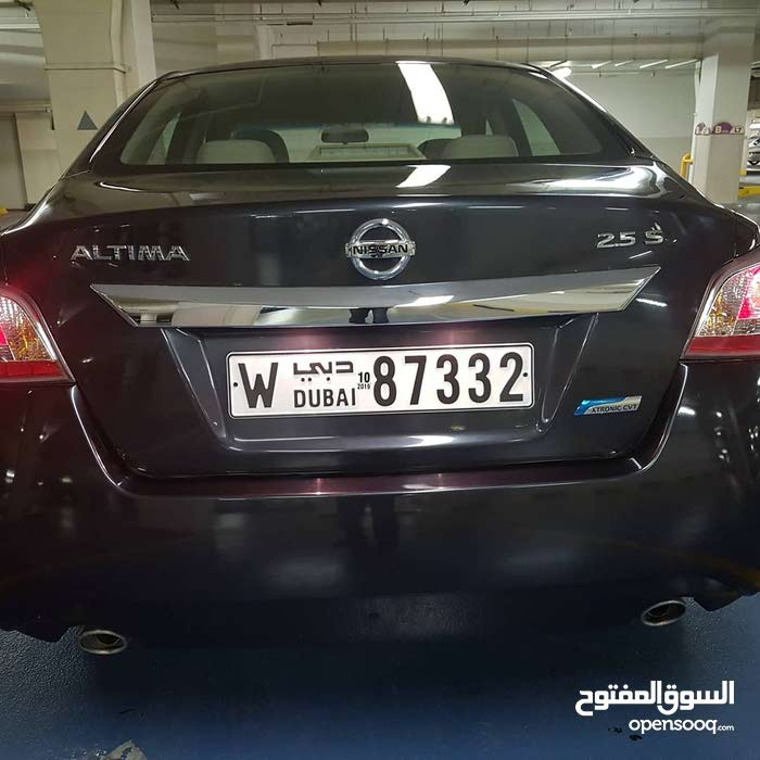Used Nissan Altima for sale in Dubai