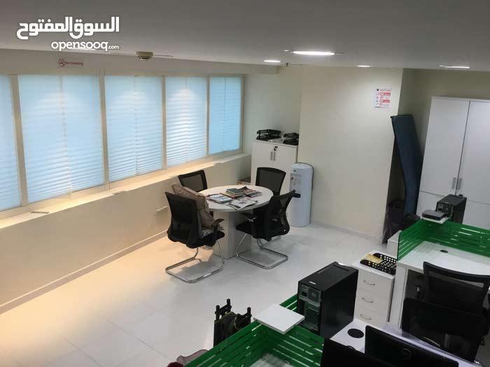 اثاث مكتبي لشركة كامل جاهز للإستخدام Full Office furniture