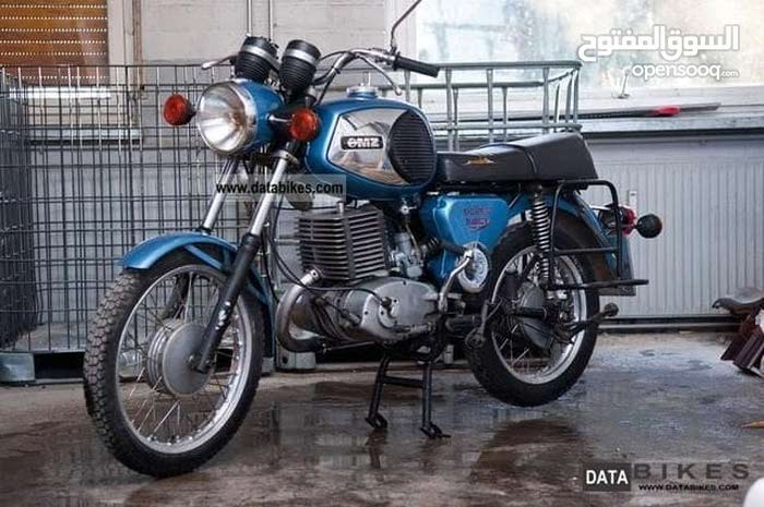 Used Can-Am motorbike made in 1981 for sale