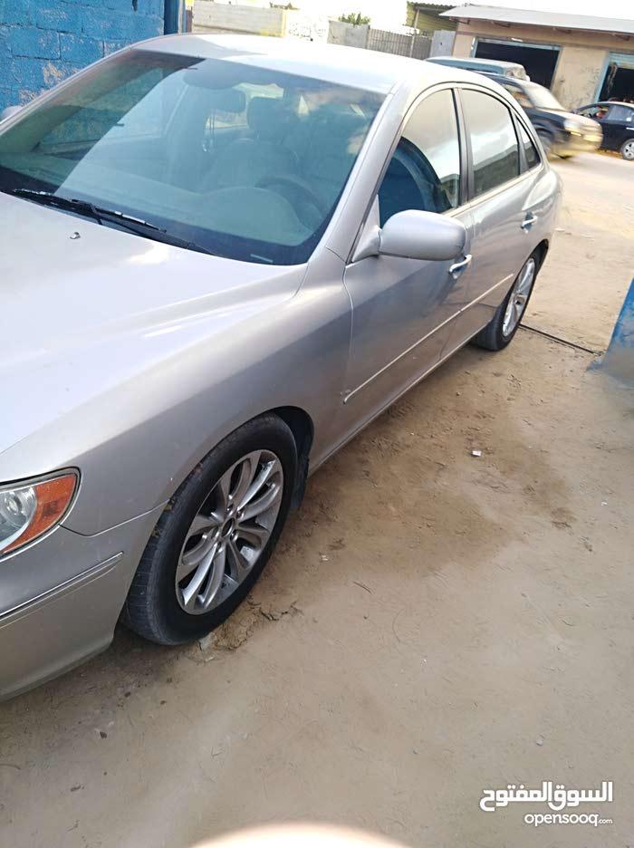 For sale 2008 Grey Azera