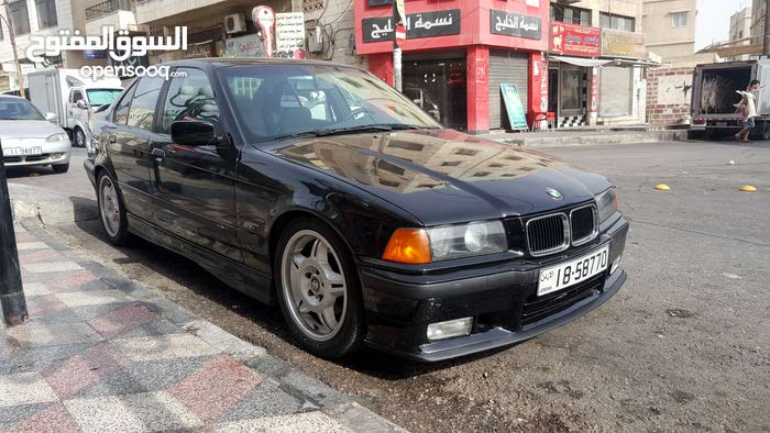 Used BMW 316 for sale in Zarqa