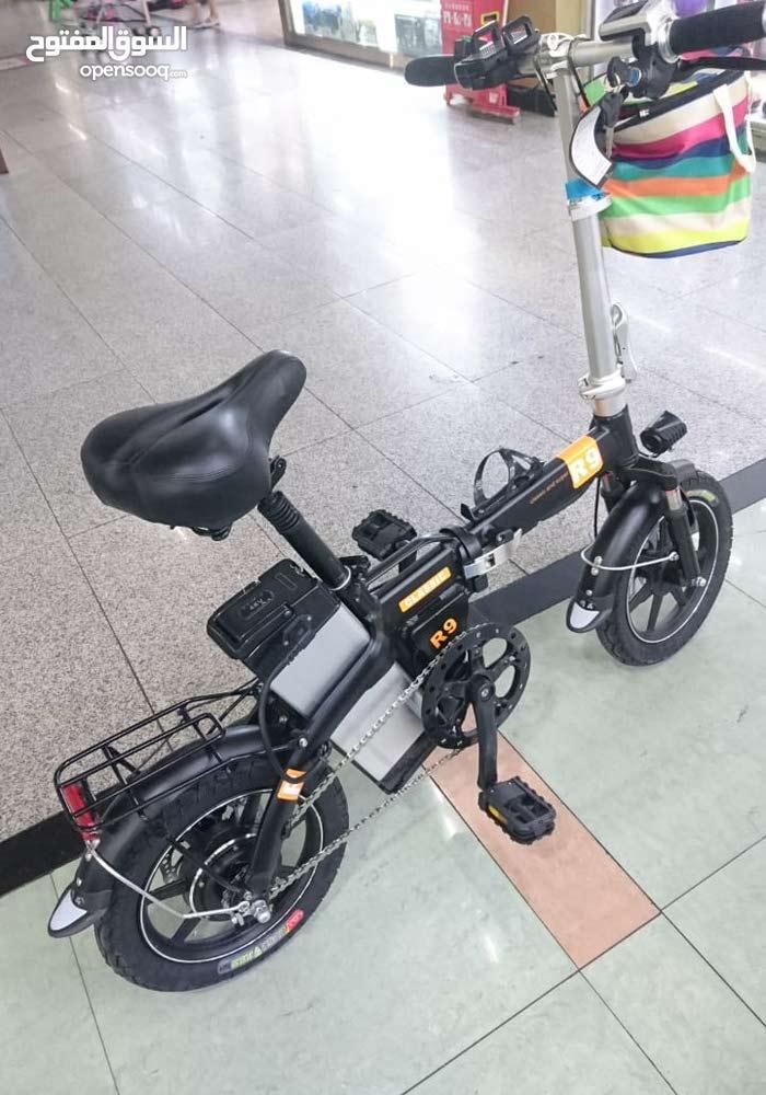 دراجة هوائية كهربائية