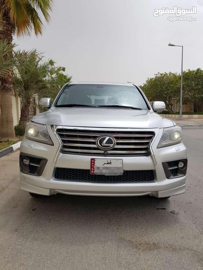 Used Lexus LX in Doha