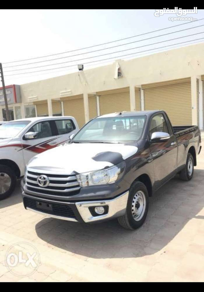 2016 New Hilux with Automatic transmission is available for sale