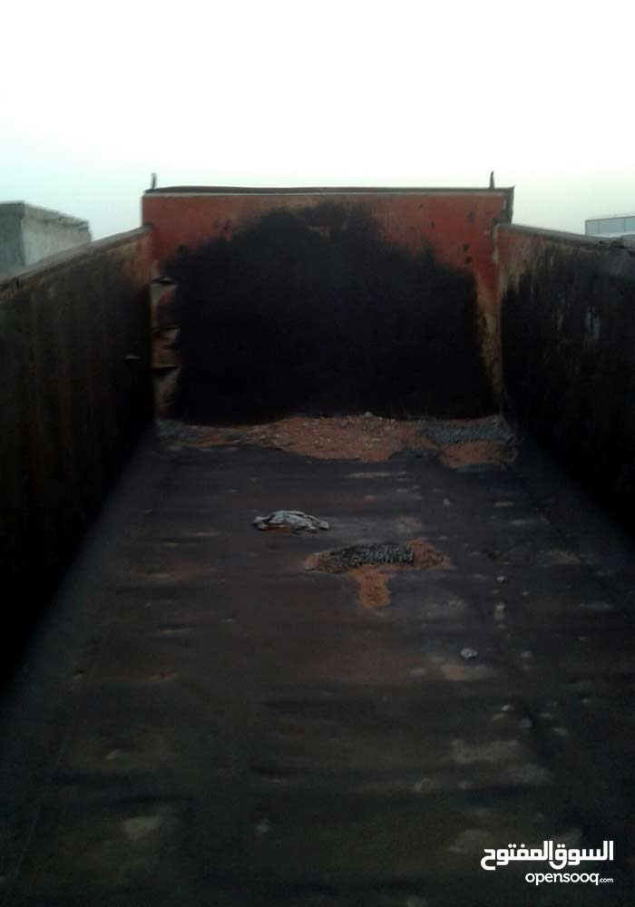 Trailers in Tripoli is available for sale