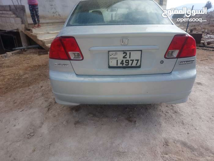 2004 New Civic with Manual transmission is available for sale