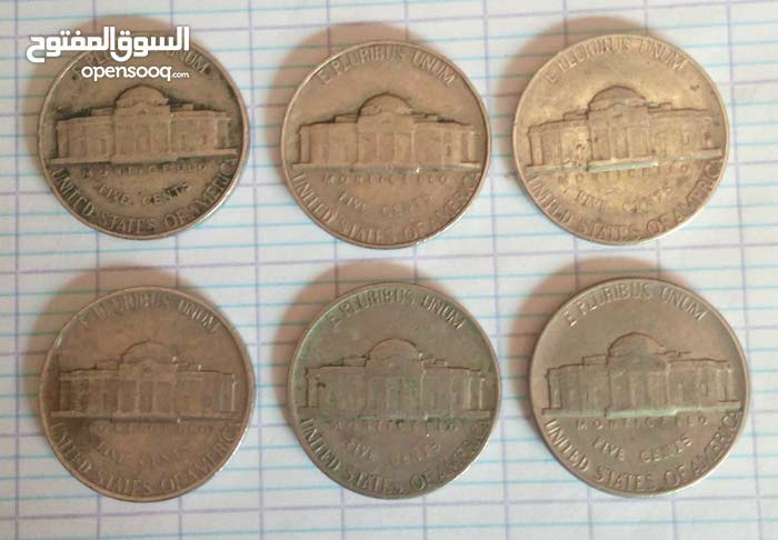 old coins americain