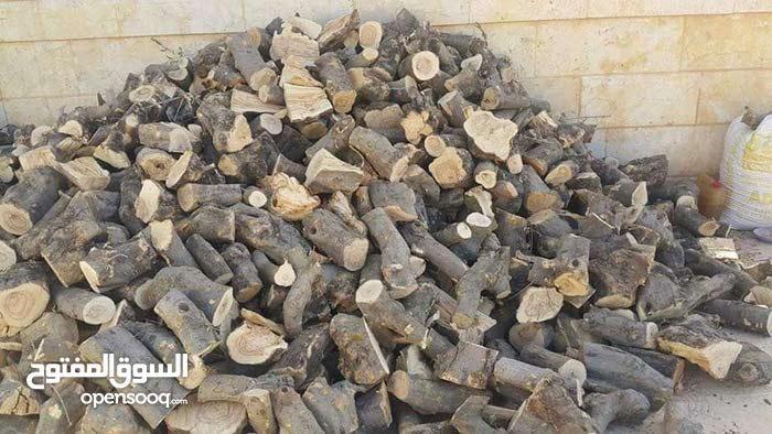 حطب زيتون للبيع قرامي فيربليس حرق اسعار180 واصل المنرل