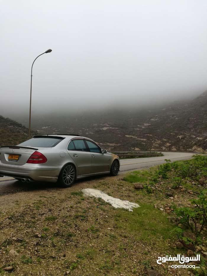 Available for sale! 20,000 - 29,999 km mileage Mercedes Benz E500 2003