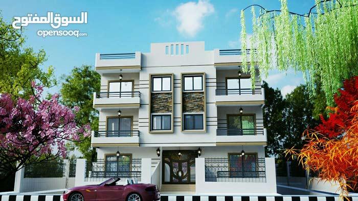 اخر شقة بمركز الحي 8 بالشيخ زايد 175م بالتقسيط المريح علي 24 شهر