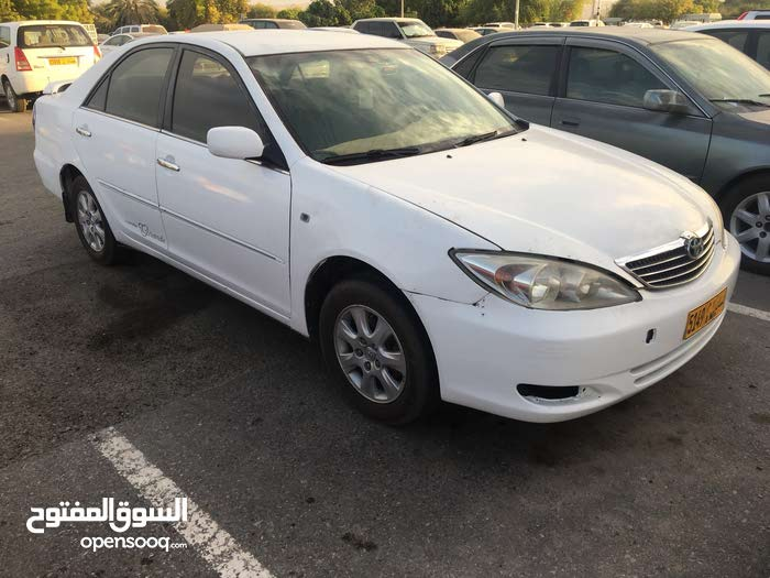 For sale 2003 White Camry