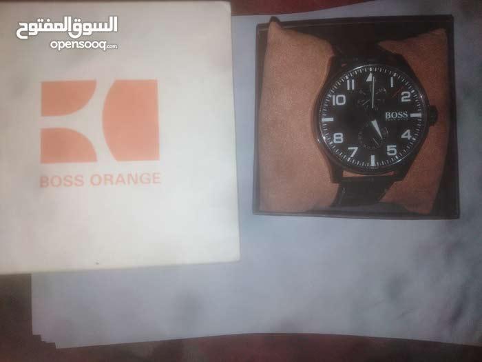 ساعة  ماركة بوس BOSS للبيع