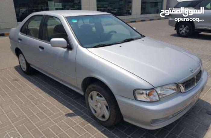 km Nissan Sunny 1999 for sale