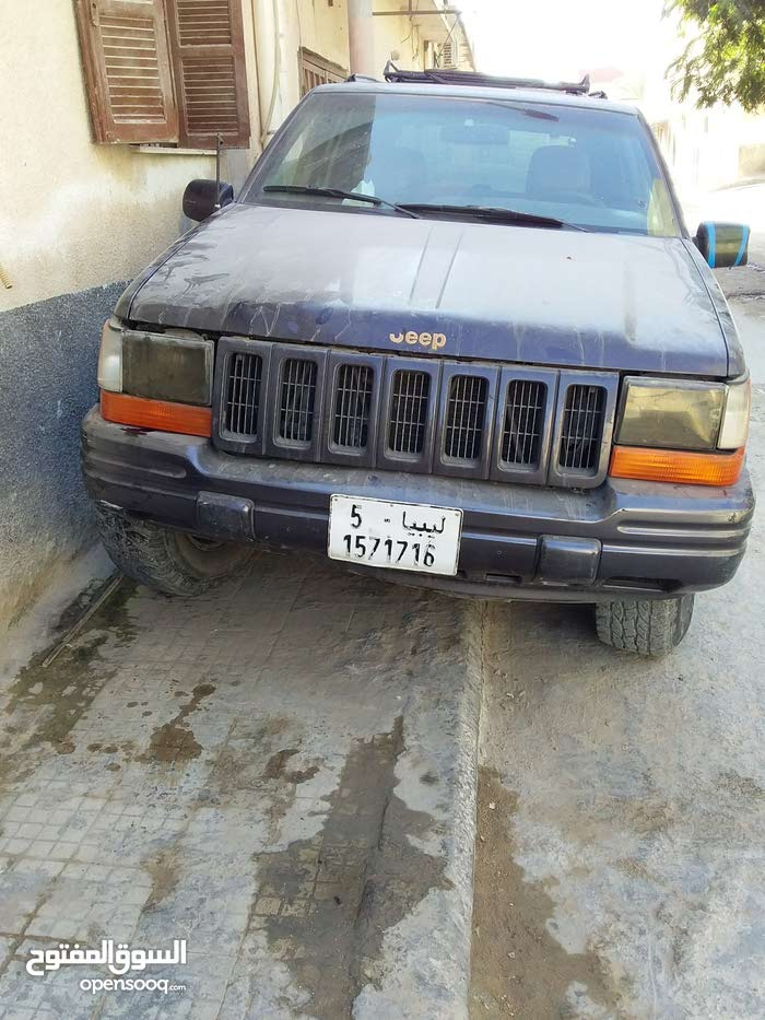 Jeep Grand Cherokee 1998 For Sale