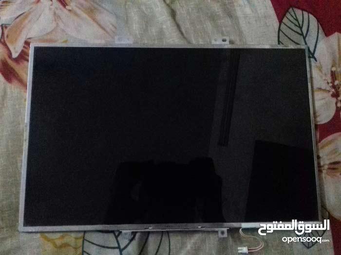 شاشة جهاز لابتوب hp 8150 للبيع