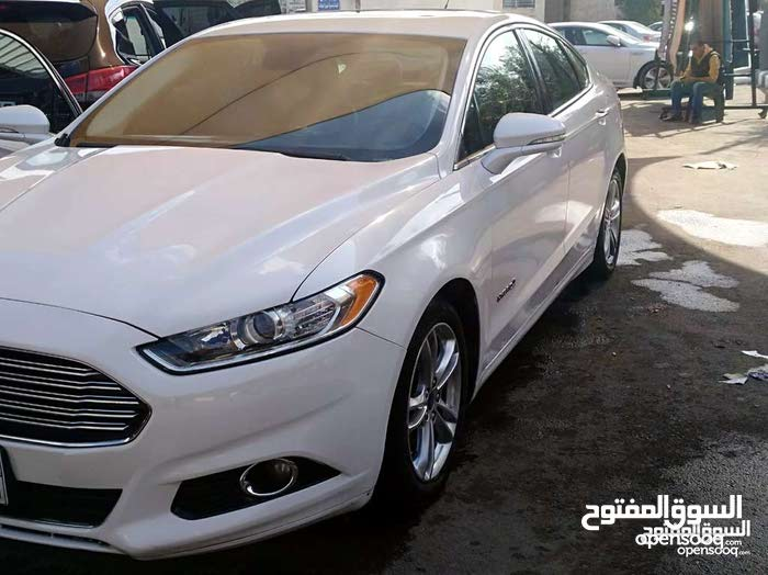 Automatic Ford 2016 for sale - Used - Amman city