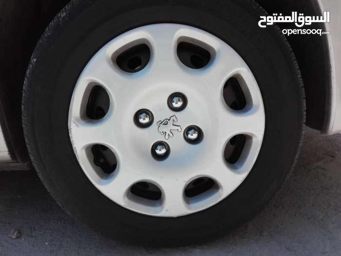 Gasoline Fuel/Power   Peugeot 206 2007
