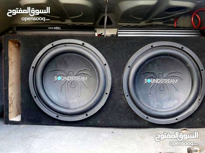 Amplifiers in Used condition for sale in Jerash