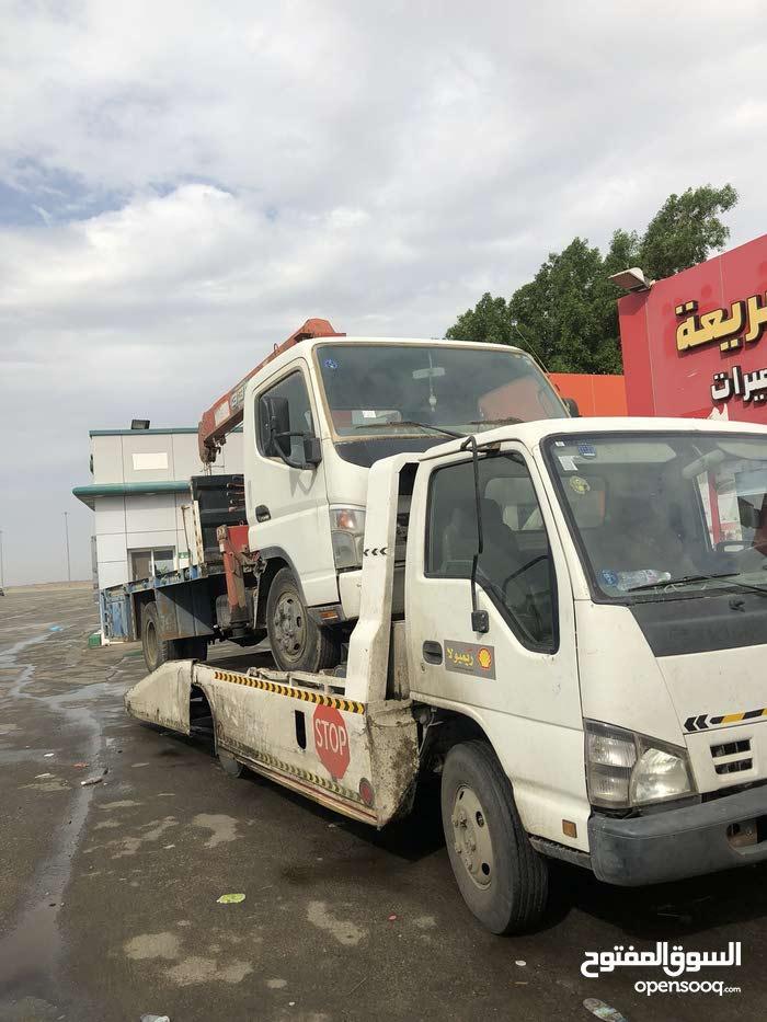 Renting Isuzu cars, NPR 2017 for rent in Jeddah city