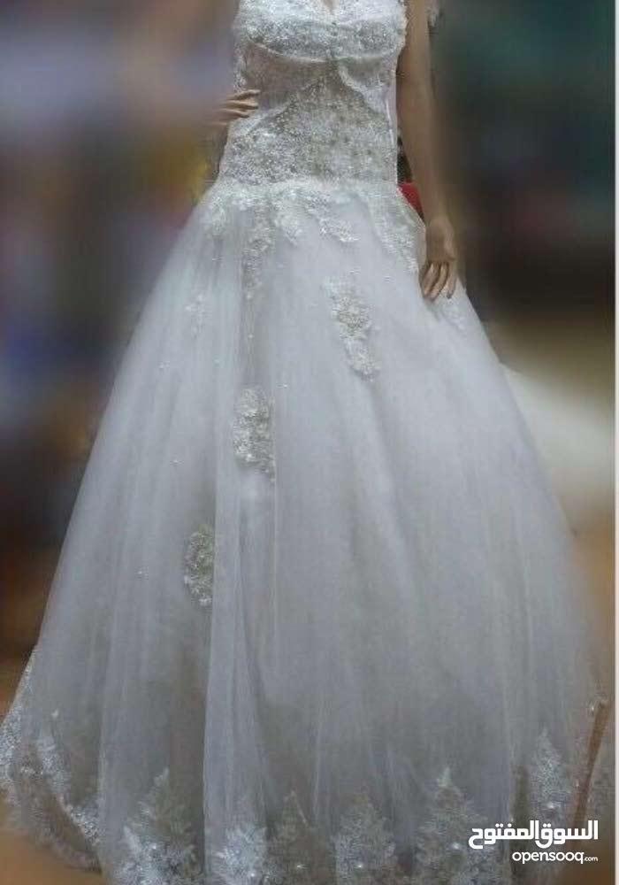201e27e0de625 فستان زفاف للبيع - (105882624)