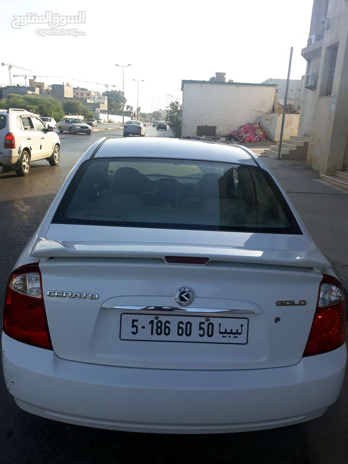 2006 Used Spectra with Automatic transmission is available for sale