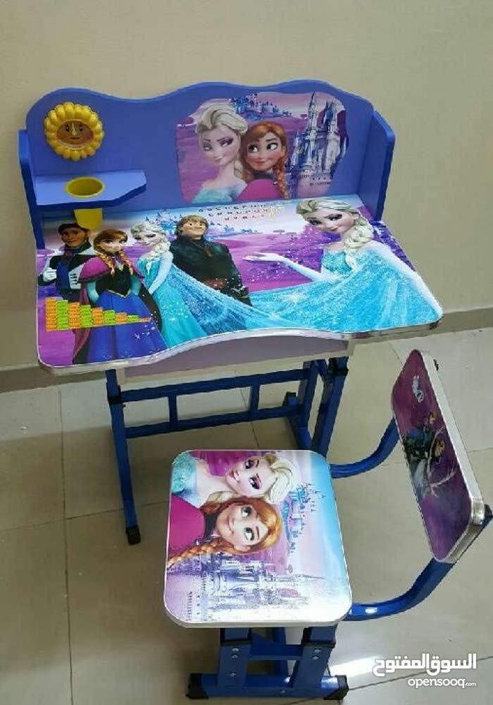 مقاعد دراسة متميزة للاطفال