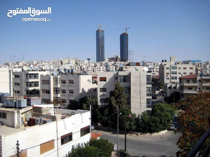 Best price 130 sqm apartment for rent in Amman7th Circle