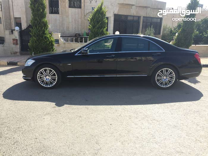 80,000 - 89,999 km Mercedes Benz S 400 2009 for sale