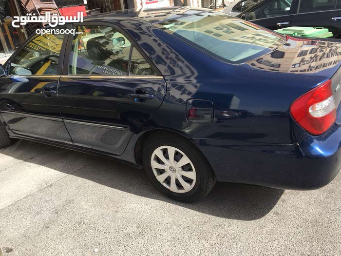 Toyota Camry 2004 for sale in Amman