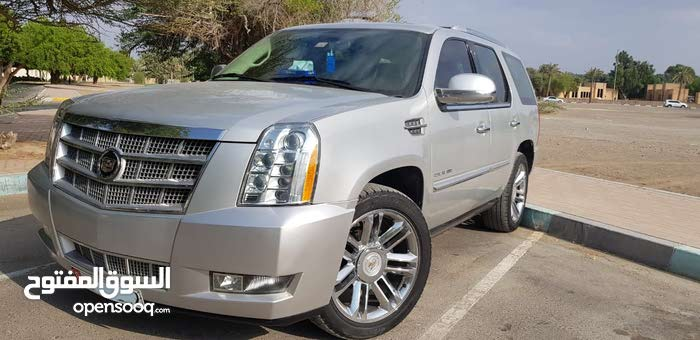 Cadillac Escalade 2011 for sale in Al Ain