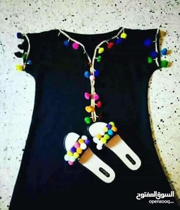 فستان قبائلي جديد،وخياطة لمن يهمه الامر