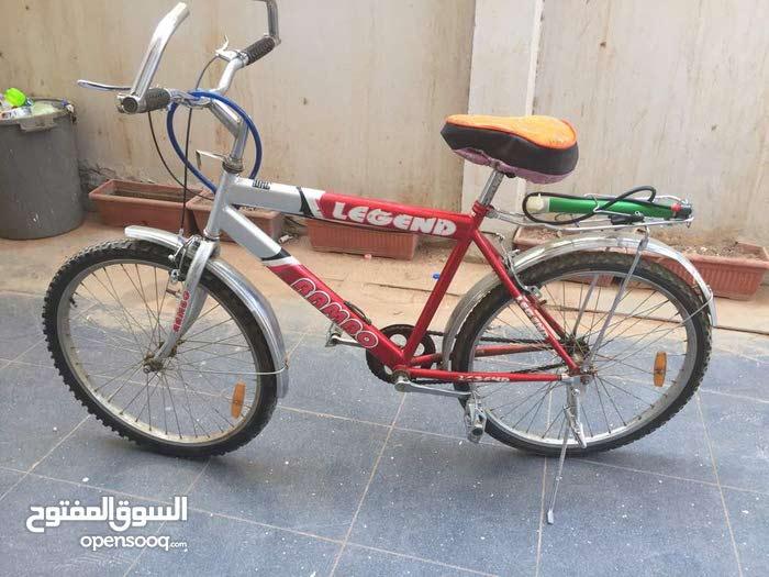 دراجة ليجند رامبو بحالة جيدة