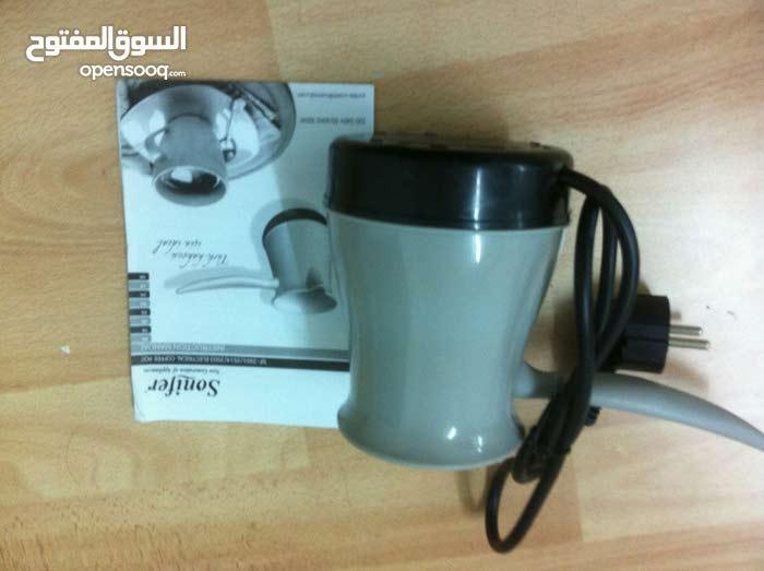 غلاية قهوة كهربائية جديدة ..