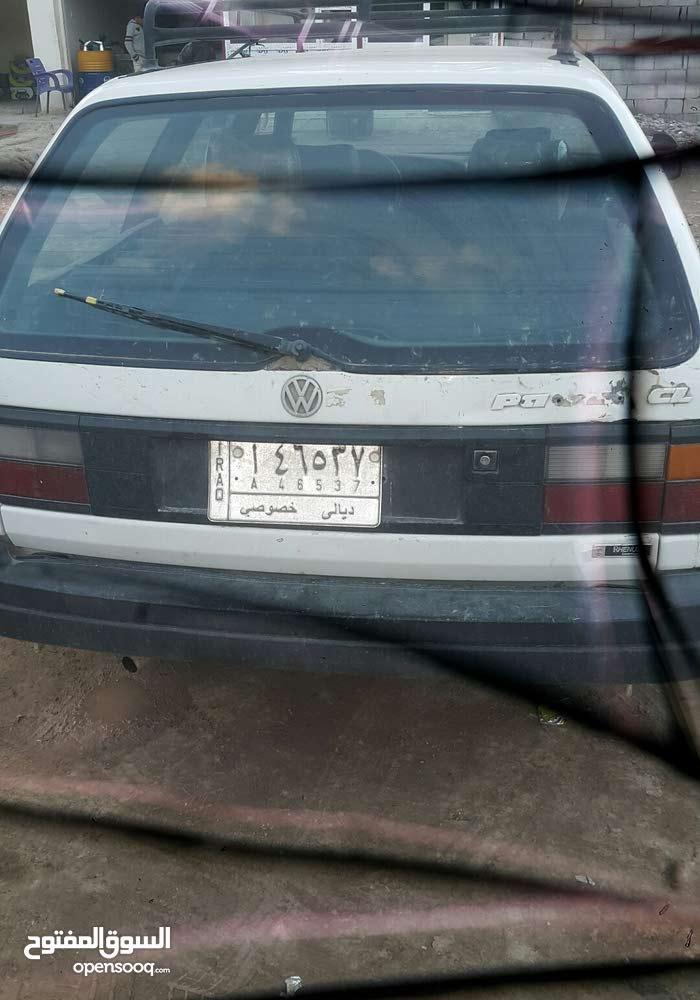 سيارة فولكسفاغن موديل 1993 للبيع أو مراوس