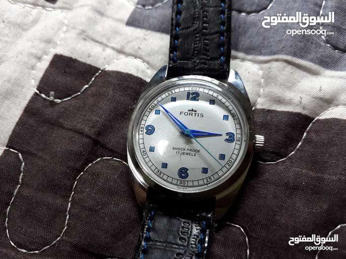 ساعة FORTIS سويسرية اصلية 100%