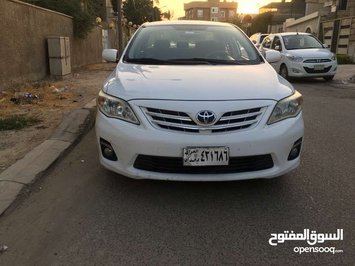 Toyota Corolla Used in Baghdad