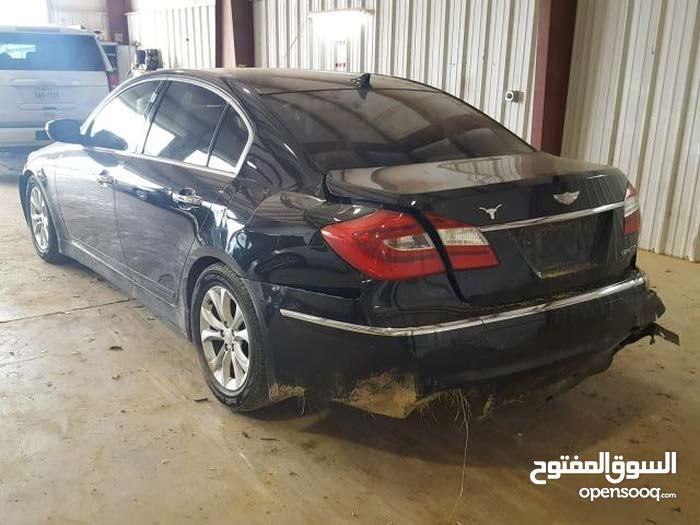 Available for sale! 1 - 9,999 km mileage Hyundai Genesis 2012